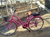 vînd bicicletă nouă pentru dame