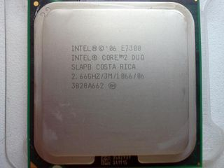 Intel Pentium E7300