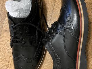 S&G Oxford туфли 40, S&G Oxford pantofi 40