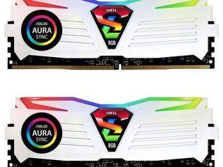 Geil Super Luce Rgb 16GB(2 X 8gb) Aura Sync 3000 MHz . aspirinindigo 21 апр. 2019, 13:13 Продам 15