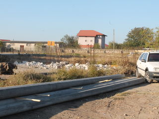 участок земли с фундаментом возле моря в констанции меняю на варианты.