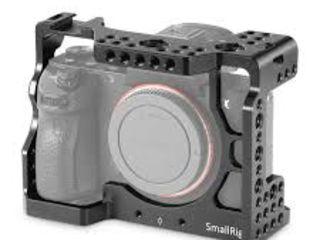 Клетка для камеры small rig ( a7iii)  a7Riii