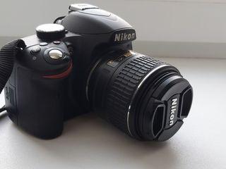 Фотоаппарат Nikon D3200. Состояние 10 из 10.