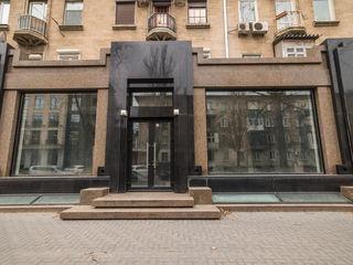 Comercial cu suprafața de 200 mp pe str. A. Pușkin, Centru.