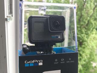 Gopro Hero 6 black 4K 60fps 1080p 240fps action camera почти новая