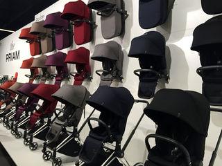 Carucior Cybex Priam Lux Seat, recomadat copiilor 0 - 4 ani si pana la 17 kg