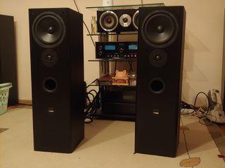 Made in Germania Canton forum Heco aragon  Super Sound