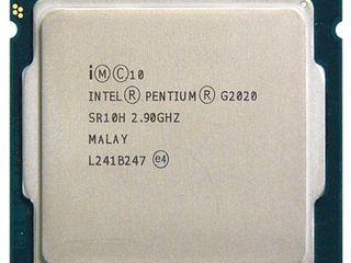 Intel Pentium G2030 Сокет LGA 1155, Базовая частота процессора 3000 МГц, Тепловыделение 55 Вт