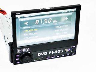 Акция! магнитолы с выдвижным экраном usb,gps,mp4 камера в подарок!
