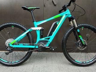 "Электрический велосипед CUBE 27.5"" (Made in Germany)"
