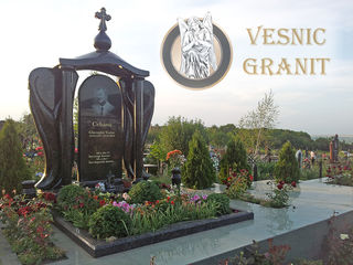Памятники из гранита - Monumente din granit