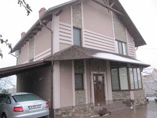 Продаем новый 2-х этажный дом, 160 м2 на 6 сотках земли в  Дурлештах в районе воинской части .
