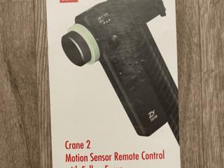 Zhiyun Crane  - Remote Control - CRANE 3S Servo Focus -  TransMount PowerPlus