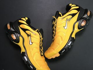Nike Air Max TN Yellow Black