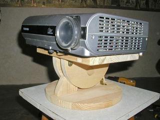 Видеопроектор, экран под ключ на стену и потолок