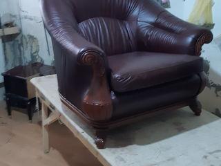Restaurarea mobilierului invechit .