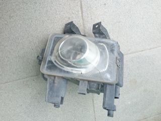 Оригинальная противотуманная фара (противотуманка) с левой стороны на Opel Astra H.