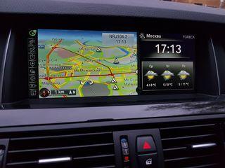 BMW карты навигации 2020