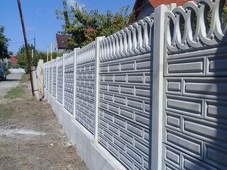Фундаменты, заборы, fundatii, temelie, garduri bune, coloane din beton, lucrari, la comanda,