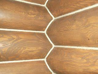 Герметизация швов,стыков деревянного дома. Ликвидация трещин!