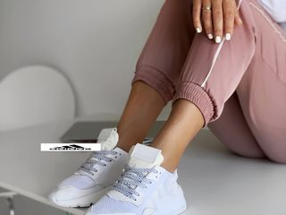 Adidas Nite Jogger Crystal White
