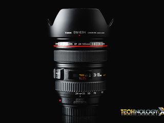 Canon 24 105mm L F4 nou.