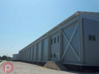 Холодильные склады (промышленные холодильники)  промышленное строительство в Молдове