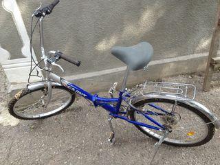 Bicicleta ,,saliut,,