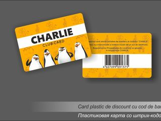 TIPAR - Carti de Vizita - Carduri din plastic