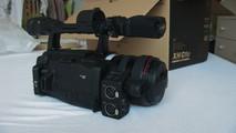 Новая Профессиональная камера Canon XH G1s