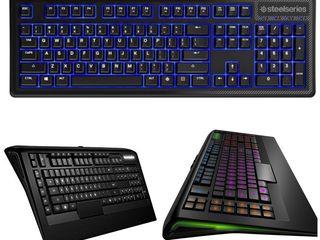 Ликвидация стока Steelseries. мышки, клавиатуры, геймпад, наушники