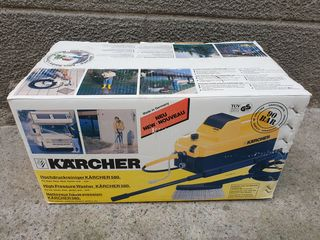 Karcher,stare foarte buna.