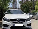 Chirie Mercedes-Benz E class, S class, G class!