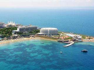 """"""" Emirat Travel """".....Турция - .. отель """" Gold Island Hotel  5 * c 23 августа на  6 ночей"""