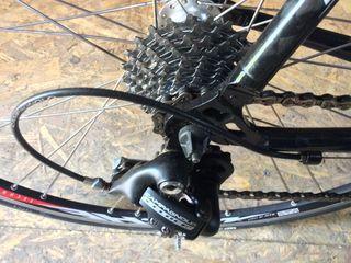 Bicicleta carbon