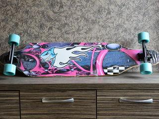 Longboard лонгборд новый в плёнке !