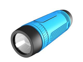 Zealot 1S - отличный много функциональный фонарик BT speaker с функцией  power bank !