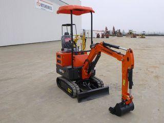Mini excavator Shanding SD12D