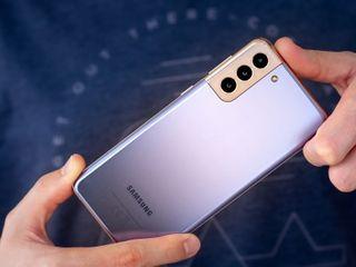Samsung Galaxy S21+ in credit 0%! Reducere de pina -5%!