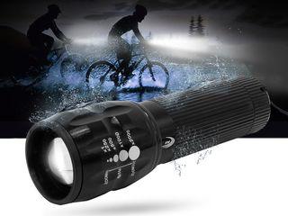 Вело-фонарь сильной яркости!