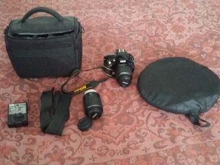 Nikon D5100 + объективы в нему