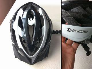 Продам велосипедный шлем Author Fleet, размер L, состояние идеальное.