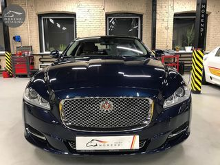 Chiptuning Jaguar. Чип-Тюнинг Ягуар от Morendi - Увеличение мощности двигателя, экономия топлива.