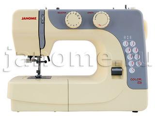 Janome новые швейные машины и оверлоки с гарантией