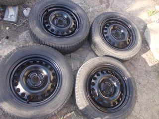колёса в сборе с резиной на-15-2000-лей