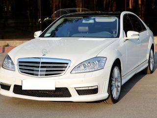 VIP Mercedes S class W 221 Long