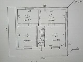 Капитальный каменный дом, участок 9 сот., ул. Молодежная 16000$