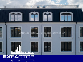Exfactor Grup sect. Centru str. Bulgară - 3 camere 95 m2 et. 3 la cele mai bune condiții!