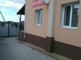 Casă spre chirie în 2 nivele, Cricova, 3 camere 180€