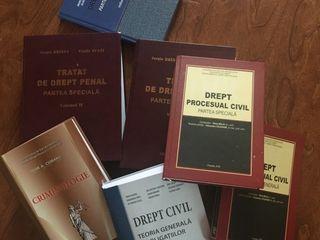 Vind cărți de Drept(USM)!